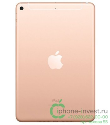 Apple iPad Mini 5 64 Gb Wi-Fi + Cellular 2019 Gold