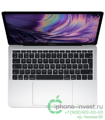 "Apple MacBook Pro 13"" QC i5 1,4 ГГц, 8 ГБ, 128 ГБ SSD, Iris 645, Silver (MUHQ2)"