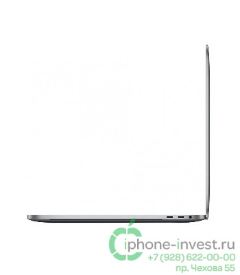 "Apple MacBook Pro 13"" QC i5 2,4 ГГц, 8 ГБ, 256 ГБ SSD, Iris Plus 655, Touch Bar, Space Grey (MV962)"
