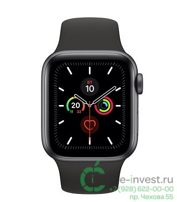 Apple Watch 5 40 mm Space Grey