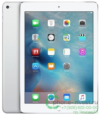 Apple iPad Air 2 wi-fi 32 gb Silver