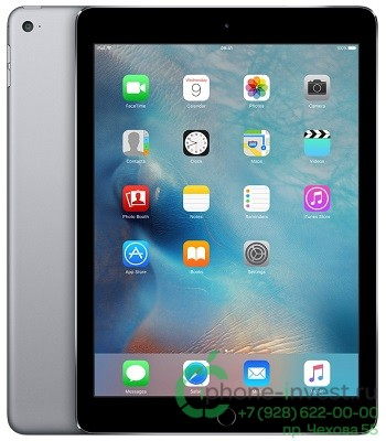 Apple iPad Air 2 wi-fi 32 gb Space Gray