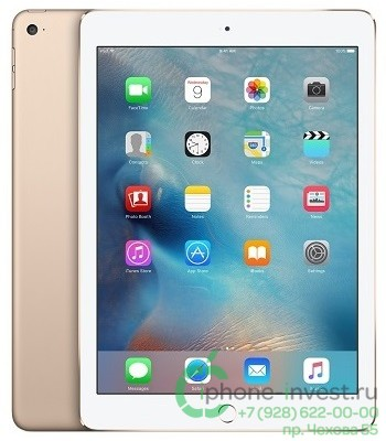 Apple iPad Air 2 wi-fi 64 gb Gold