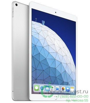 Apple iPad Air 3 Wi-Fi + Cellular 256 Gb Silver