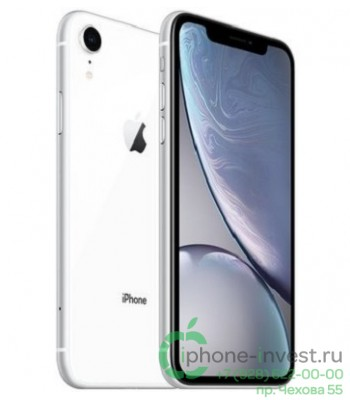 Apple iPhone Xr 128 Gb White