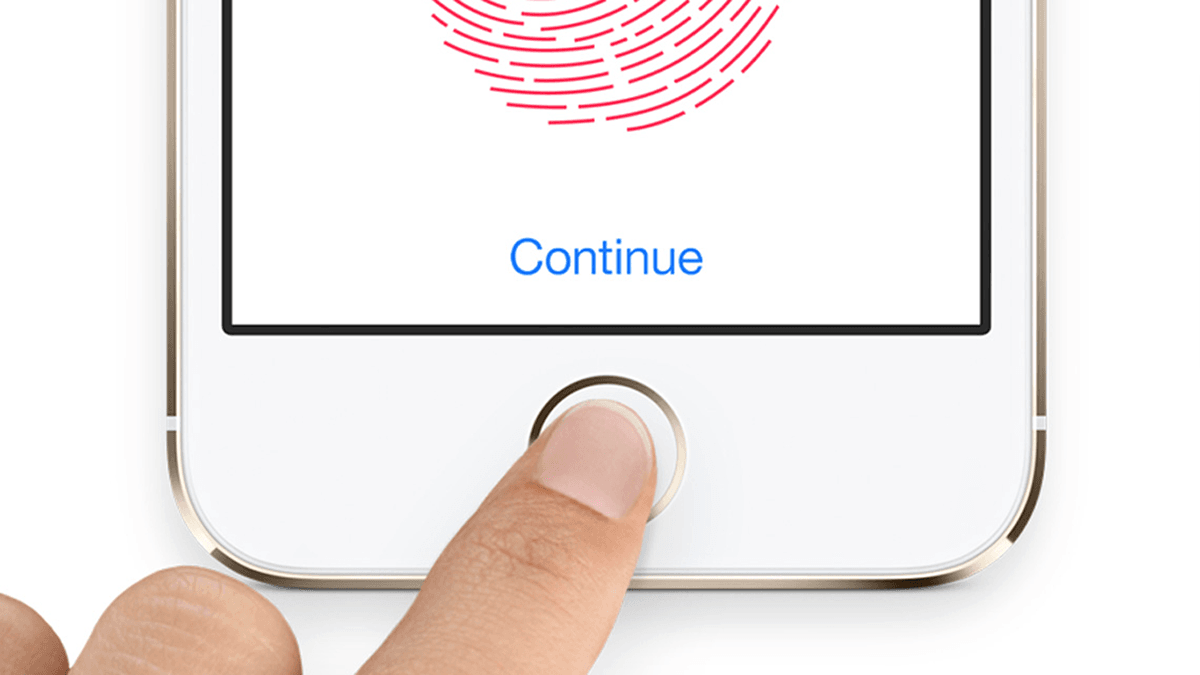 Фото Touch ID Apple iPhone 5S